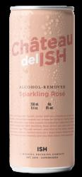 Chateau del Ish Sparkling Dåse Rosé - 0,0 % Alkoholfri