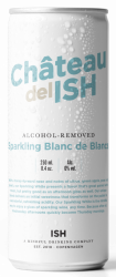 Chateau del Ish Sparkling White -Dåse 0,0 % Alkoholfri