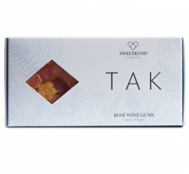 Rosé Wine Gums fra Sweetkynd Denmark - TAK