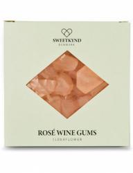 Rosé Wine Gums Elderflower fra Sweetkynd Denmark