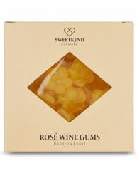 Rosé Wine Gums Passion Fruit fra Sweetkynd Denmark