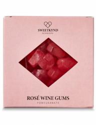 Rosé Wine Gums Pomegranate fra Sweetkynd Denmark