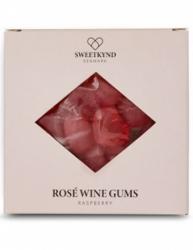 Rosé Wine Gums Rasberry fra Sweetkynd Denmark
