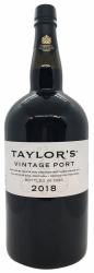 Taylor's Vintage Port 2018 MAGNUM