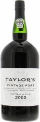 Taylor's Vintage Port 2003 - MAGNUM