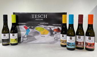 Tesch Tasting Box 2020 & Live Smagning