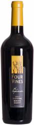 The Sophisticate Zinfandel 2012, Four Vines