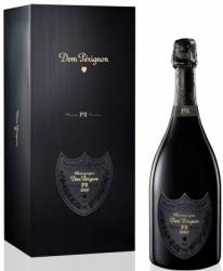 Dom Perignon Champagne P2, 2000 med gaveæske