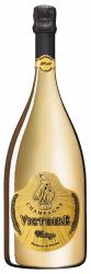 G.H. Martel Champagne Victoire Limited Edition Gold Vintage 2010 Magnum