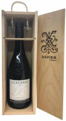 1 stk Xavier Chateauneuf Du Pape La Reserve X XII XV i trækasse