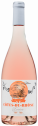 Xavier Cotes du Rhone Rosé Orange Label 2018